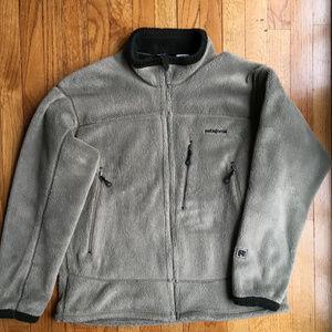 Men's Patagonia R4 Jacket - Moss Green